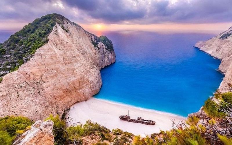 Đảo Zakynthos, Hy Lạp