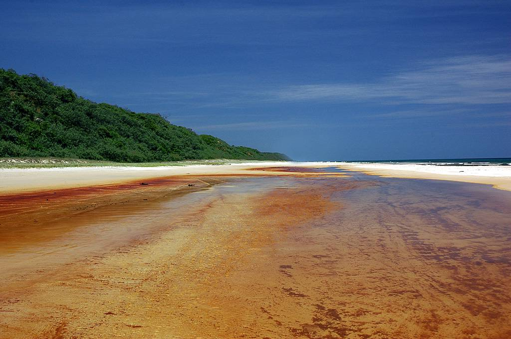 Đảo Fraser - Du lịch Úc