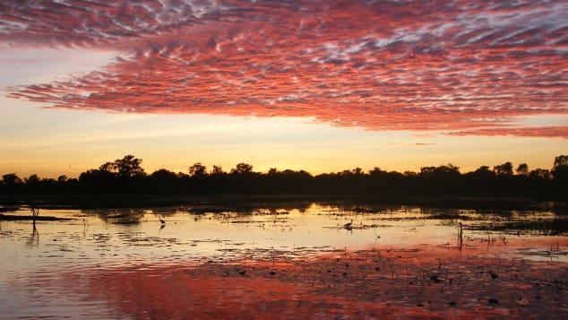 Vườn Quốc gia Kakadu - Du lịch Úc