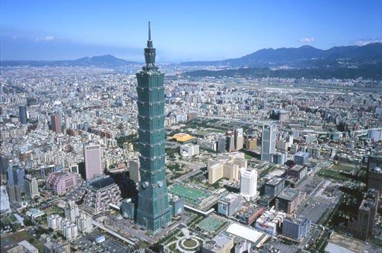 Những chốn tiên cảnh nổi tiếng của Đài Loan