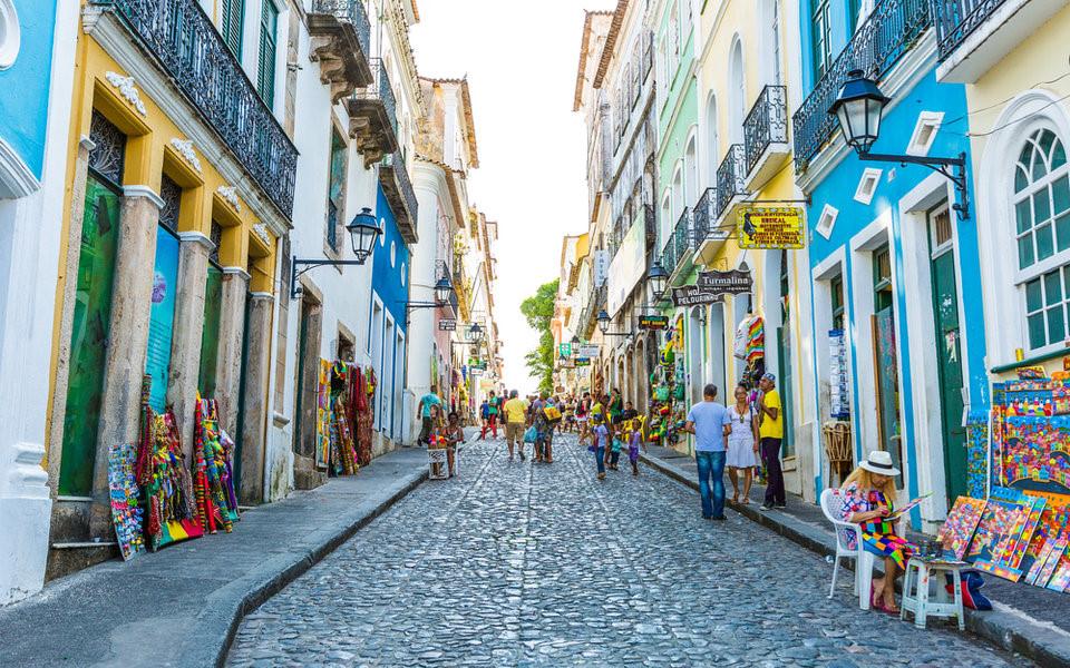 Đường xá ở Bahia lọt top 10 thành phố nổi tiếng có đường xá đẹp nhất thế giới