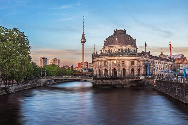 Một bảo tàng nghệ thuật ở Berlin