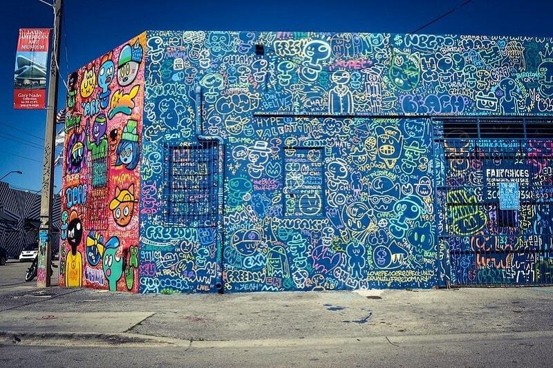 Nghệ thuật đương đại ở Miami, Mỹ rất phát triển