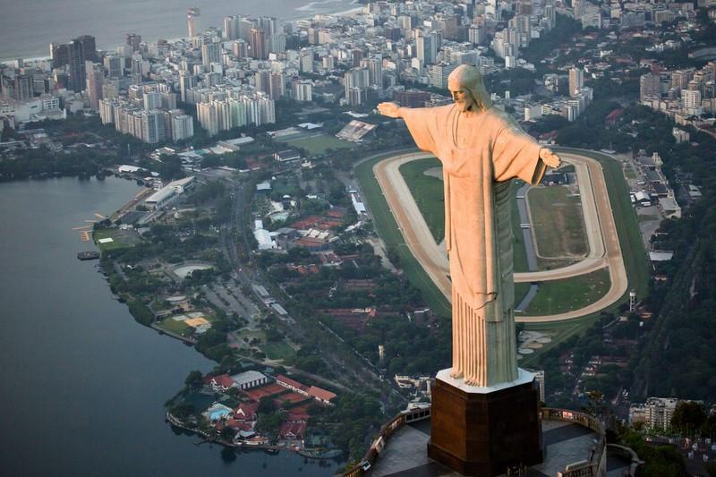 21 bức ảnh ảnh ngoạn mục về 7 kỳ quan thế giới mới