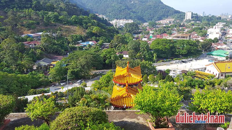 Ngoài George Town, đảo ngọc Penang còn có gì hấp dẫn du khách?