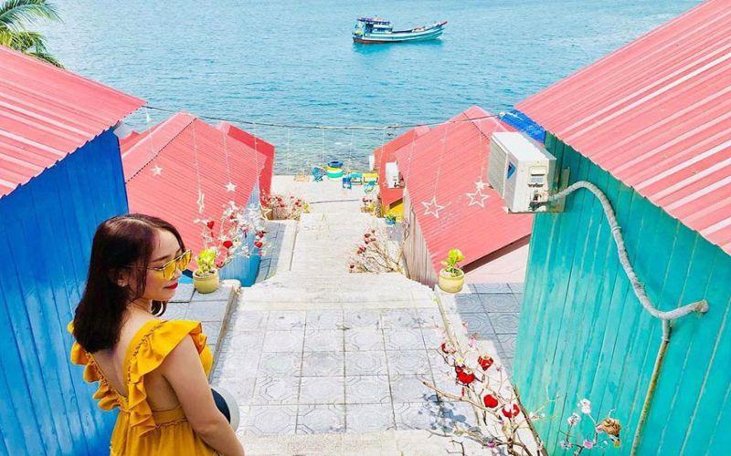 4 điểm lưu trú tuyệt đẹp ở Nam Du