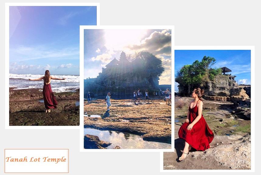 Cảnh đền Tanah Lot