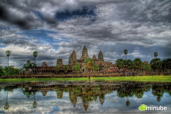 Siem Reap, Campuchia