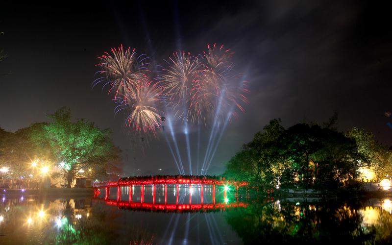 8 địa điểm đón giao thừa đẹp nhất ở Việt Nam