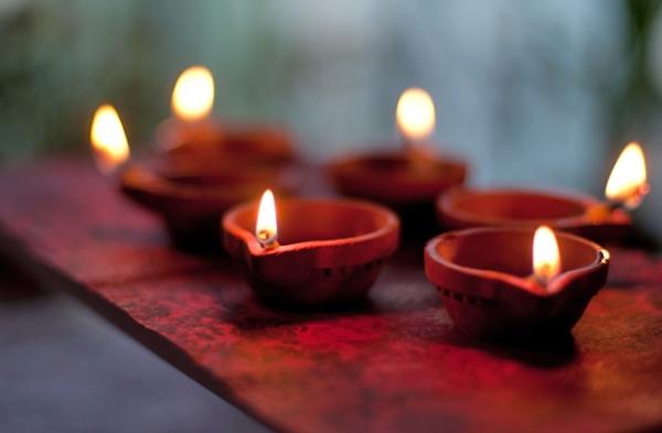 le hoi Diwali
