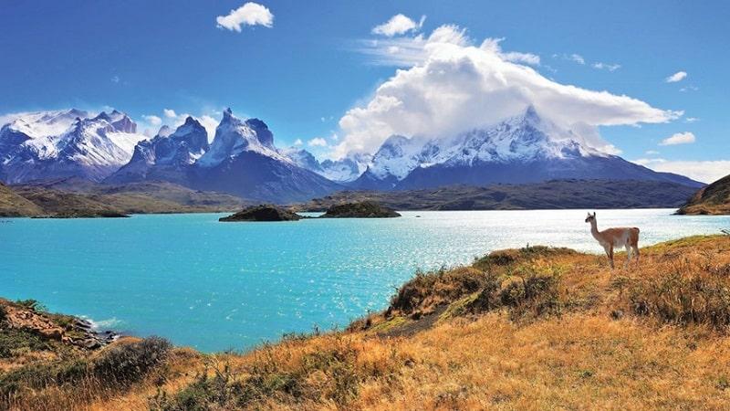 Chile có độ cao trung bình địa hình gần 1.880 m