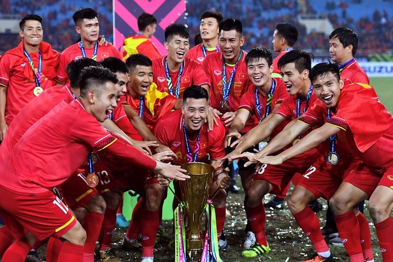 Tin nóng: Việt Nam tăng hạng trên bảng xếp hạng FIFA