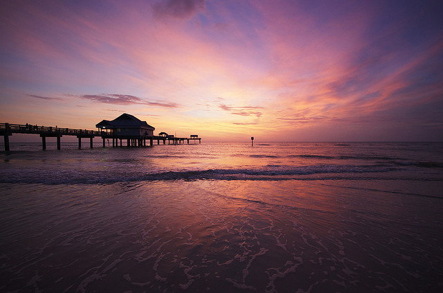 Những bãi biển đẹp nhất ở Florida Mỹ