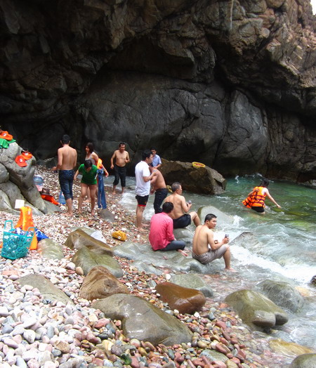 Khám phá Hòn Sẹo hoang sơ, quyến rũ ở Bình Định