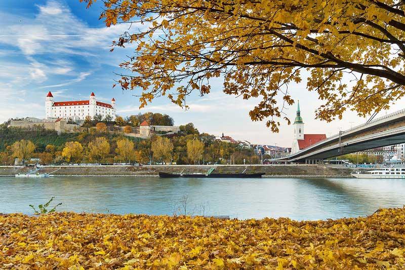 Đến với Vienna du khách sẽ ngỡ ngàng trước vẻ đẹp của nó