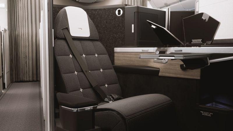 Khám phá tiện nghi mới triển khai của British Airways