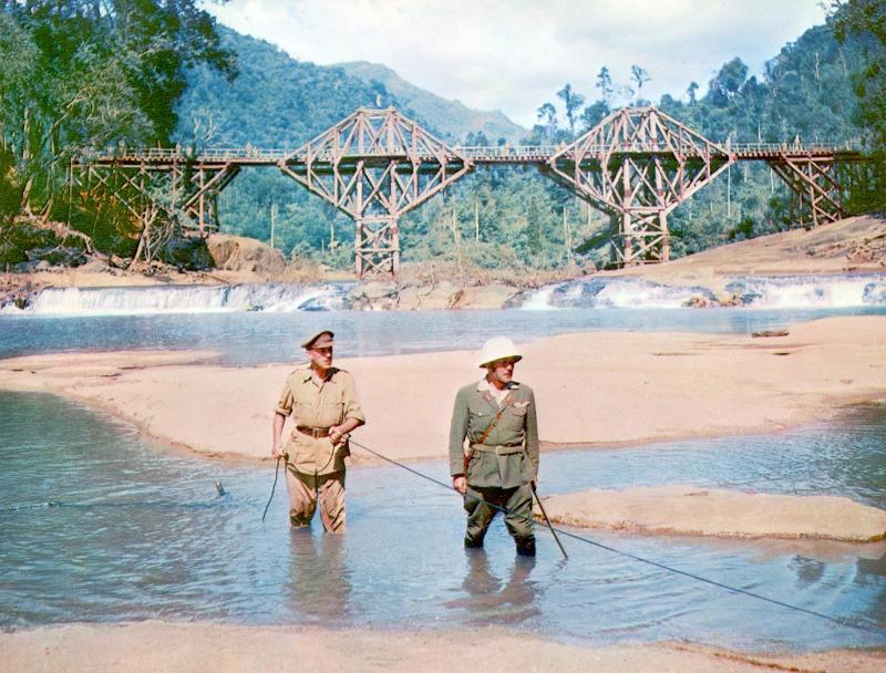 Thái Lan: Ghé thăm cung đường sắt Tử thần, cầu sông Kwai