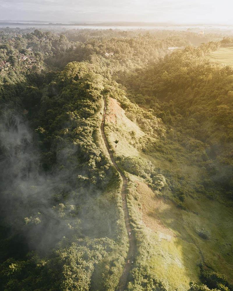 Đường mòn Campuhan Ridge Walk - Con đường dẫn tới thiên đường chốn hạ giới