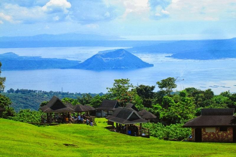 Tagaytay, thành phố cao nguyên ở Philippines