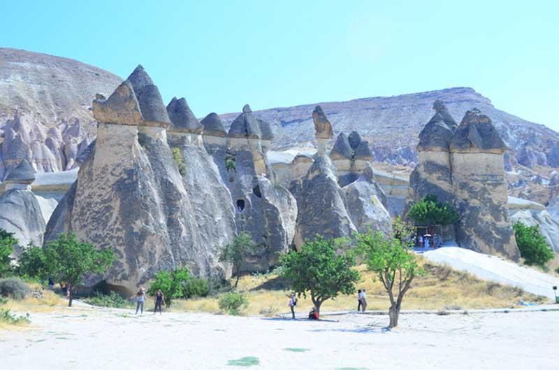 Đến Thổ Nhĩ Kỳ ngắm nhìn Cappadocia