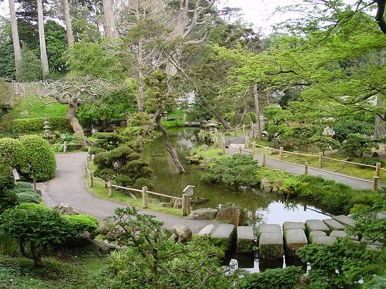 Nh ng c nh p san francisco m l ng du kh ch hay nh t for Jardin japones hagiwara de san francisco
