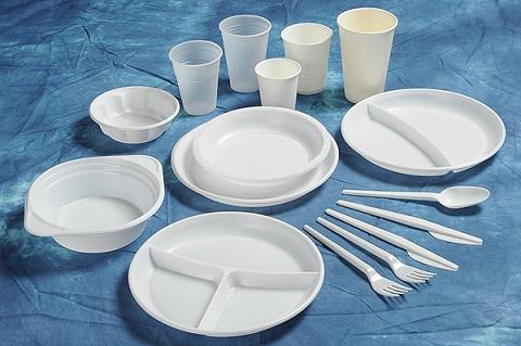Đồ nhựa sử dụng một lần nên hạn chế sử dụng khi đi du lịch Côn Đảo