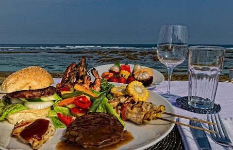 Rác thải thực phẩm cũng sẽ ảnh hưởng đến môi trường biển