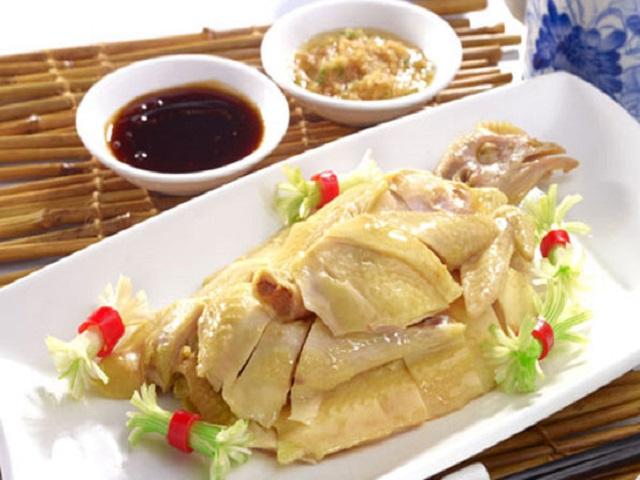Boon Tong Kee - Cơm gà xuyên đêm