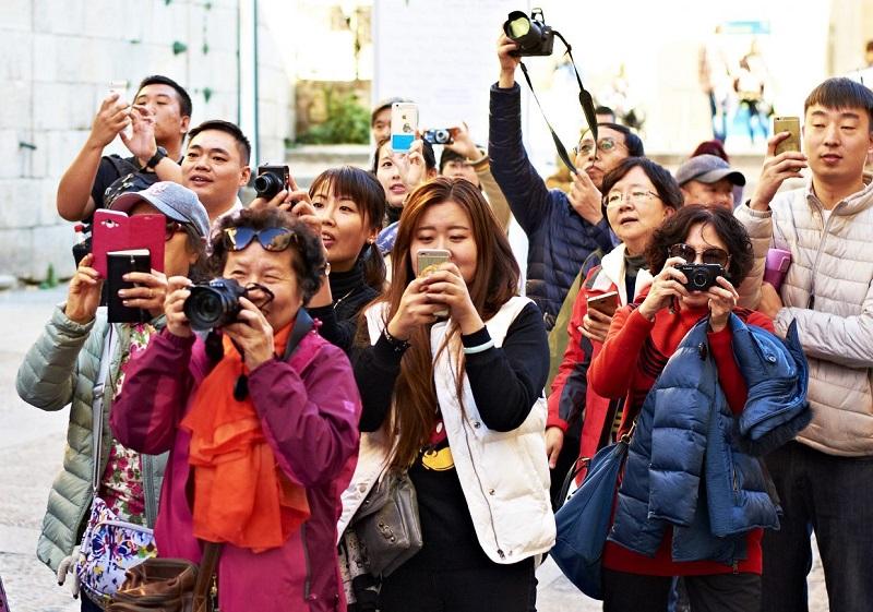 Trung Quốc là thị trường du lịch lớn nhất thế giới