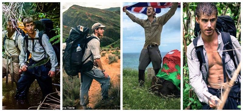 Người du hành khắp Madagascar tới thảo nguyên Mông Cổ nắng gió