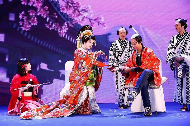 Lễ hội Feel Japan tại TP.HCM thu hút hành nghìn du khách tham gia