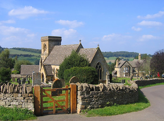 Gloucestershire, Anh
