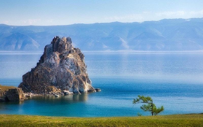 Hồ Baikal, Nga