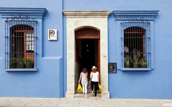 Thành phố Oaxaca, Mexico