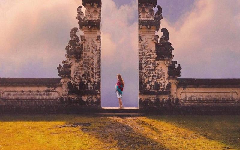 Instagrammable trong mục tiêu phát triển ngành du lịch Indonesia