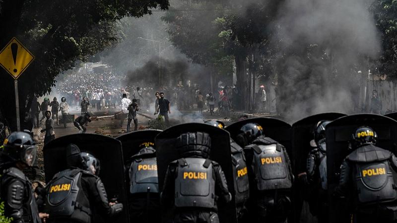 Indonesia: Một số quốc gia đưa ra lời khuyên tới du khách do bạo động