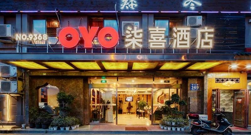 OYO vươn lên thành khách sạn lớn thứ hai Trung Quốc