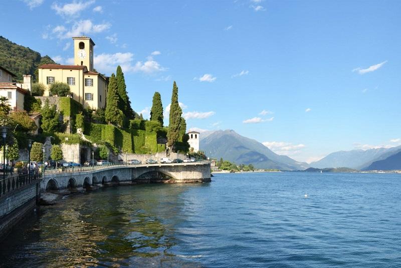Ý : Ra mắt khu nghỉ mát trên hồ Como