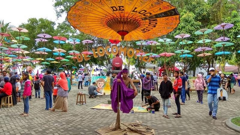 Bạn sẵn sàng tham gia Lễ hội văn hóa Bangka, Indonesia chưa?