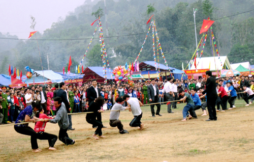 Những lễ hội Xuân không thể bỏ qua dịp Tết Nguyên đán