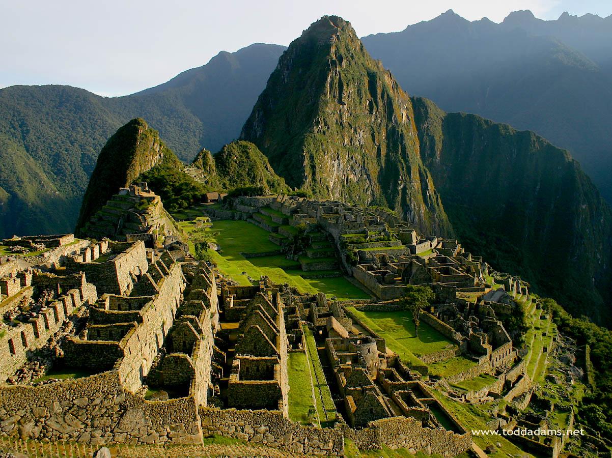 Khám phá Machu Picchu, Peru