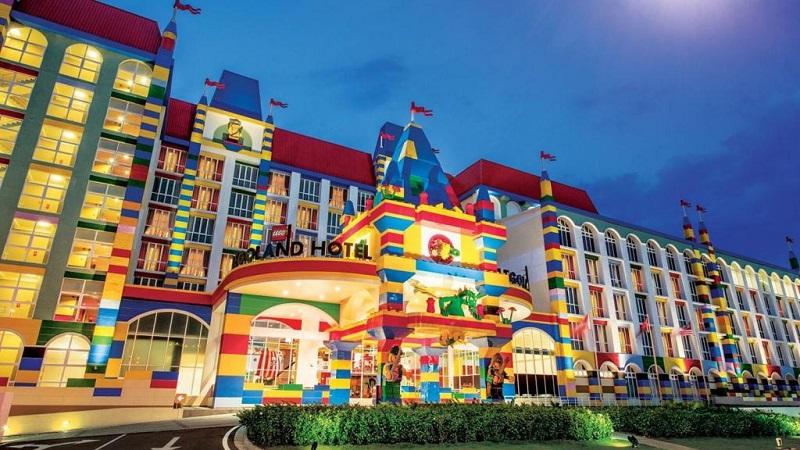 Xứ sở Lego đầu tiên của châu Á sắp đổi chủ?