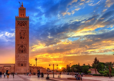 Marrakesh (Morocco) xếp vị trí thứ 8 điểm đến tốt nhất thế giới