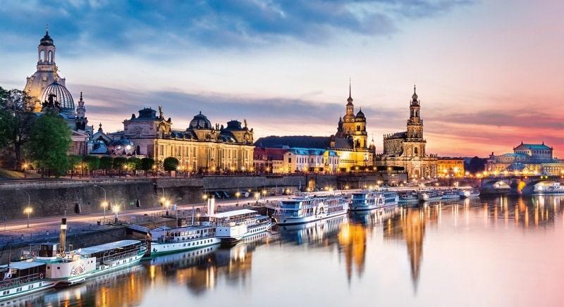 Xứ sở thần tiên nơi nước Đức xinh đẹp