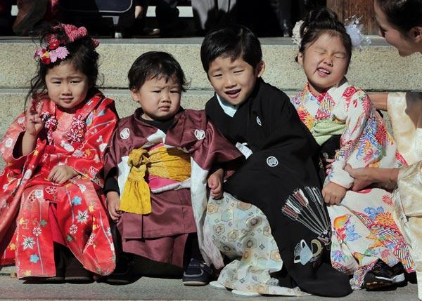 bộ Kimono Nhật Bản
