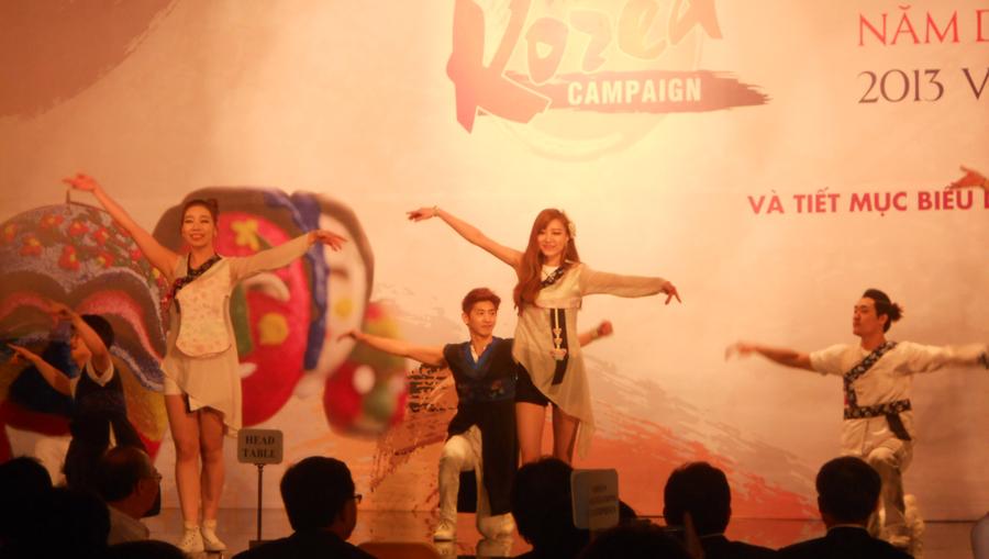 """2013 """"Năm du lịch Hàn Quốc"""" tại Việt Nam"""