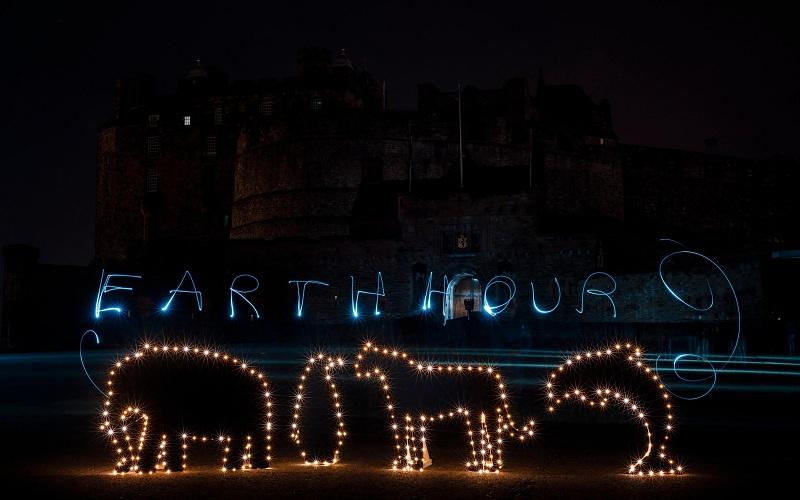 12 điểm tham quan nổi tiếng vào Giờ Trái đất trông ra sao?