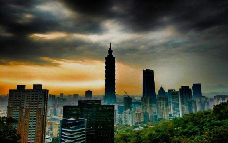 Đài Bắc còn 12 năm di dời trước khi bị nhấn chìm?