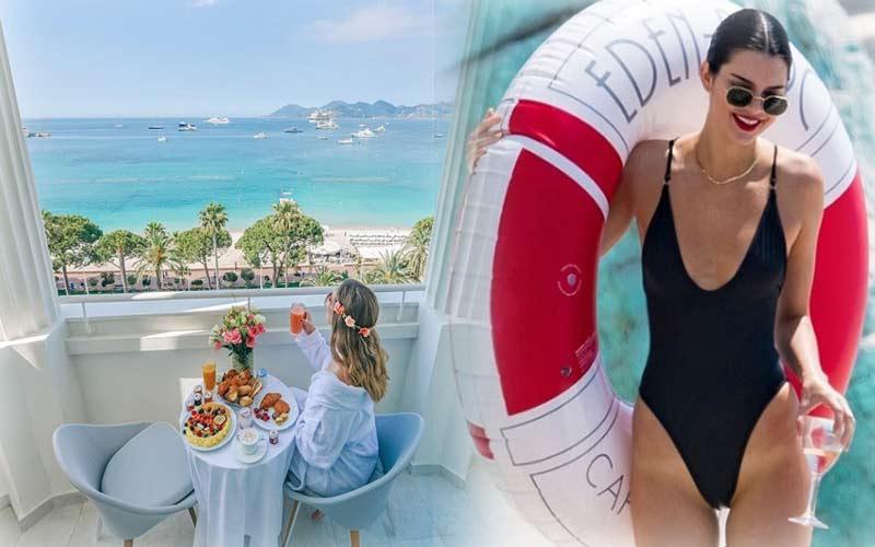 Sao thế giới thường ở tại thiên đường nghỉ dưỡng nào dịp Cannes?