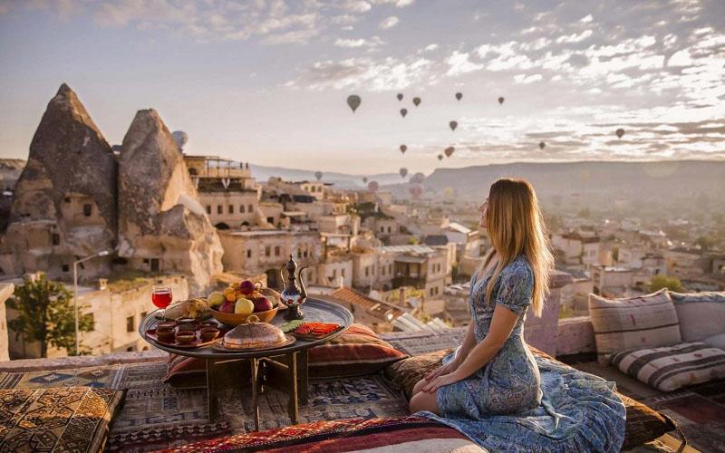 Hành trang chuẩn bị cho chuyến du lịch Thổ Nhĩ Kỳ